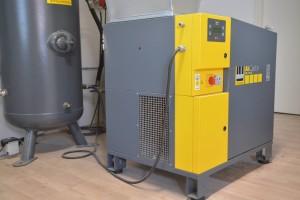 Šroubové kompresory Schneider